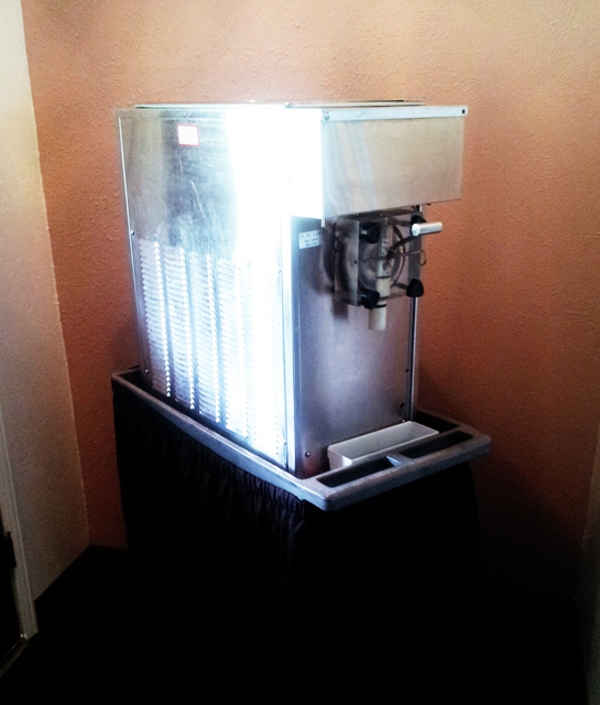 frozen drink machine rental dallas tx